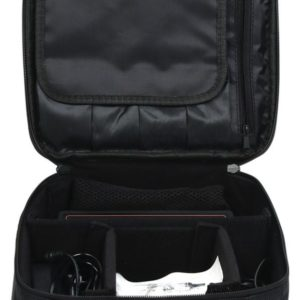 Permanent Makeup Bag Black