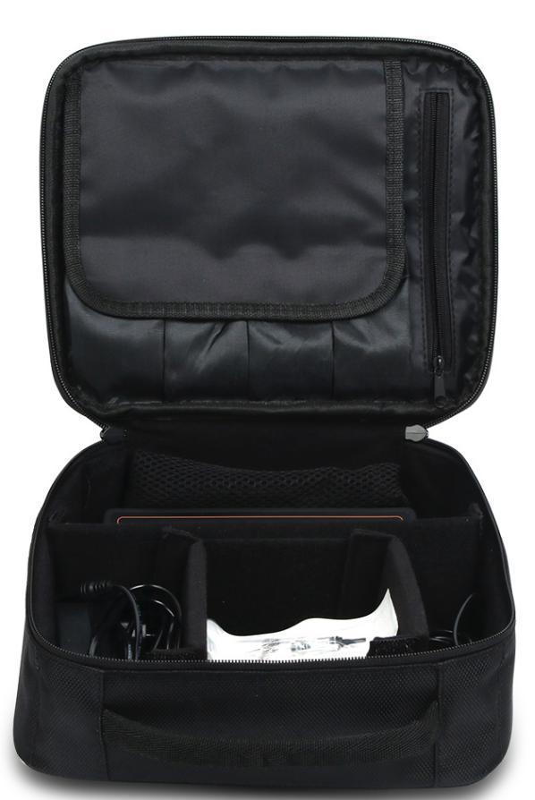 Permanent Makeup Bag Black